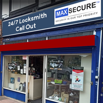 Locksmith store in Wembley